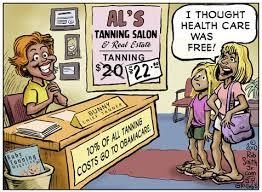 1 tanning